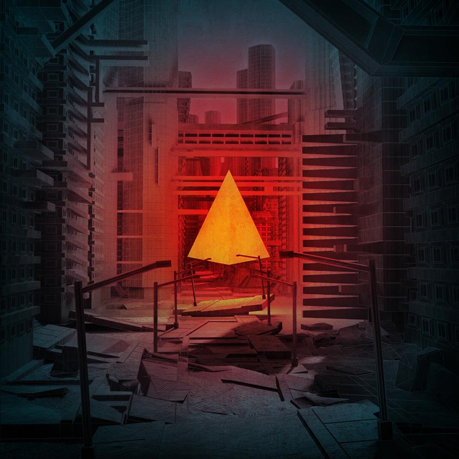 DFA003 – Album Cover Illustration