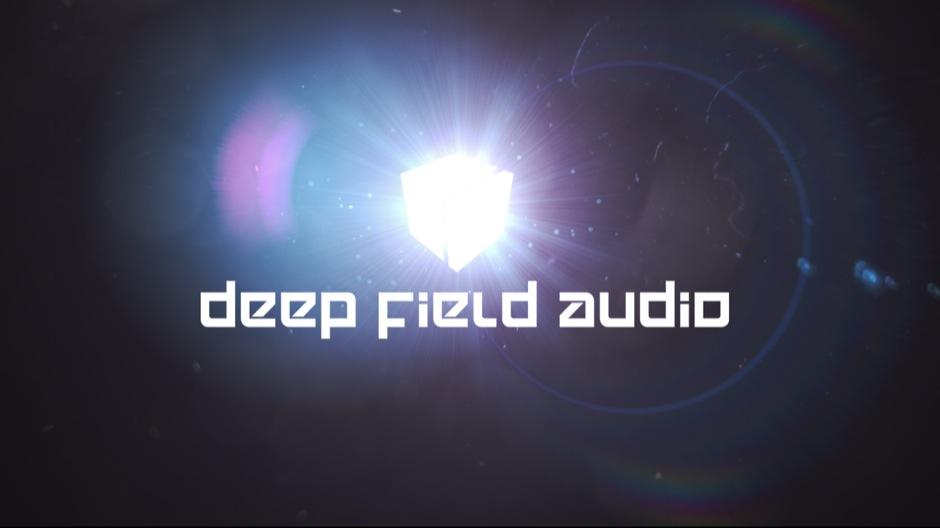 Deep Field Audio – Logo